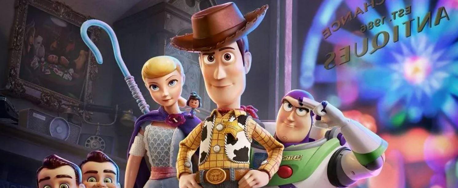 Todas las películas de Pixar en la lista de Disney Plus (noviembre de 2019) 1