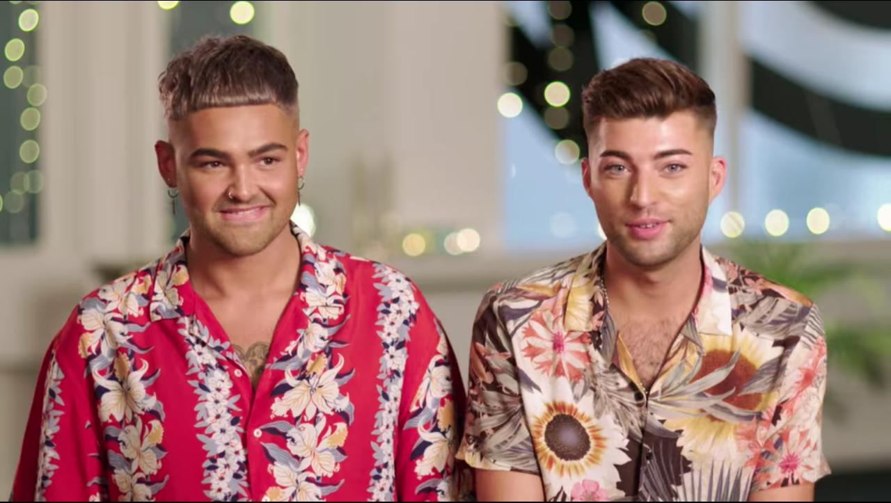 ¿Siguen juntos Mikey y Nathan de Baewatch? ¿Donde están ahora? Actualizar 1