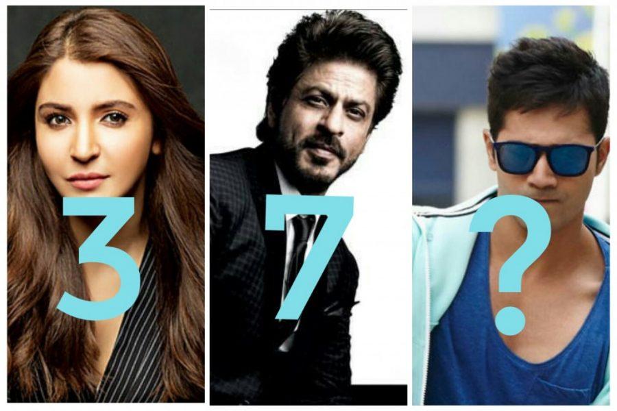 18 actores de Bollywood con la mayor cantidad de películas de 100 millones de rupias 1