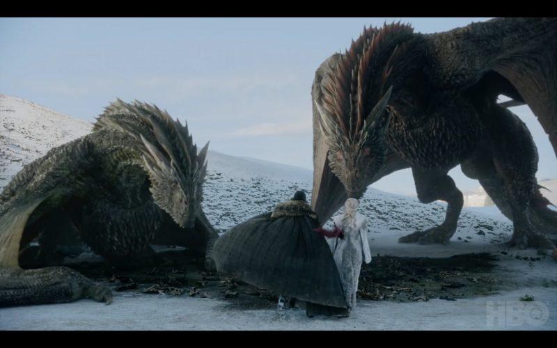 Dragonmaster revela cómo se hacen los dragones de 'Game of Thrones' 1