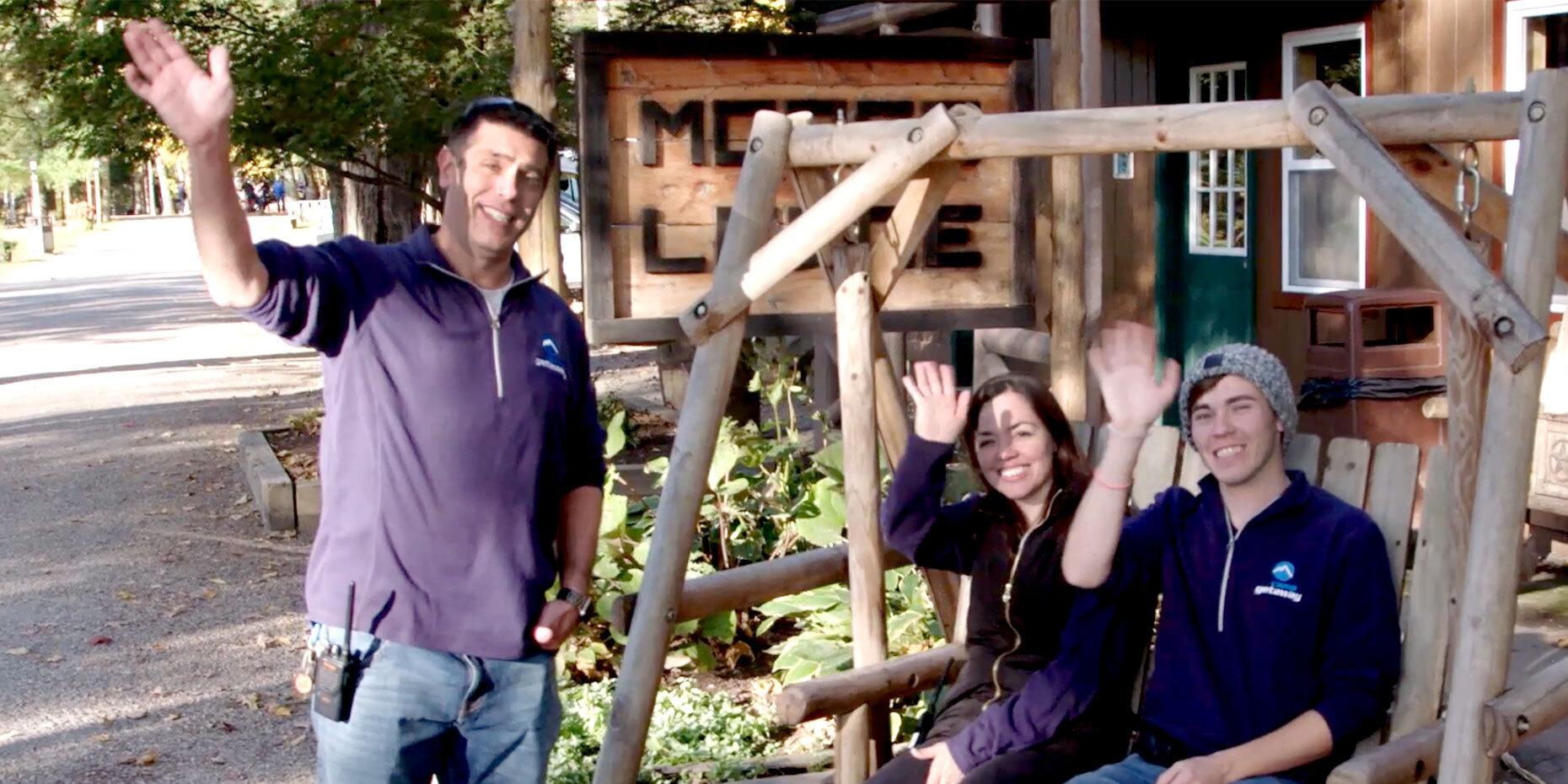 Fecha de lanzamiento de Camp Getaway Bravo TV, reparto de la temporada 1 1
