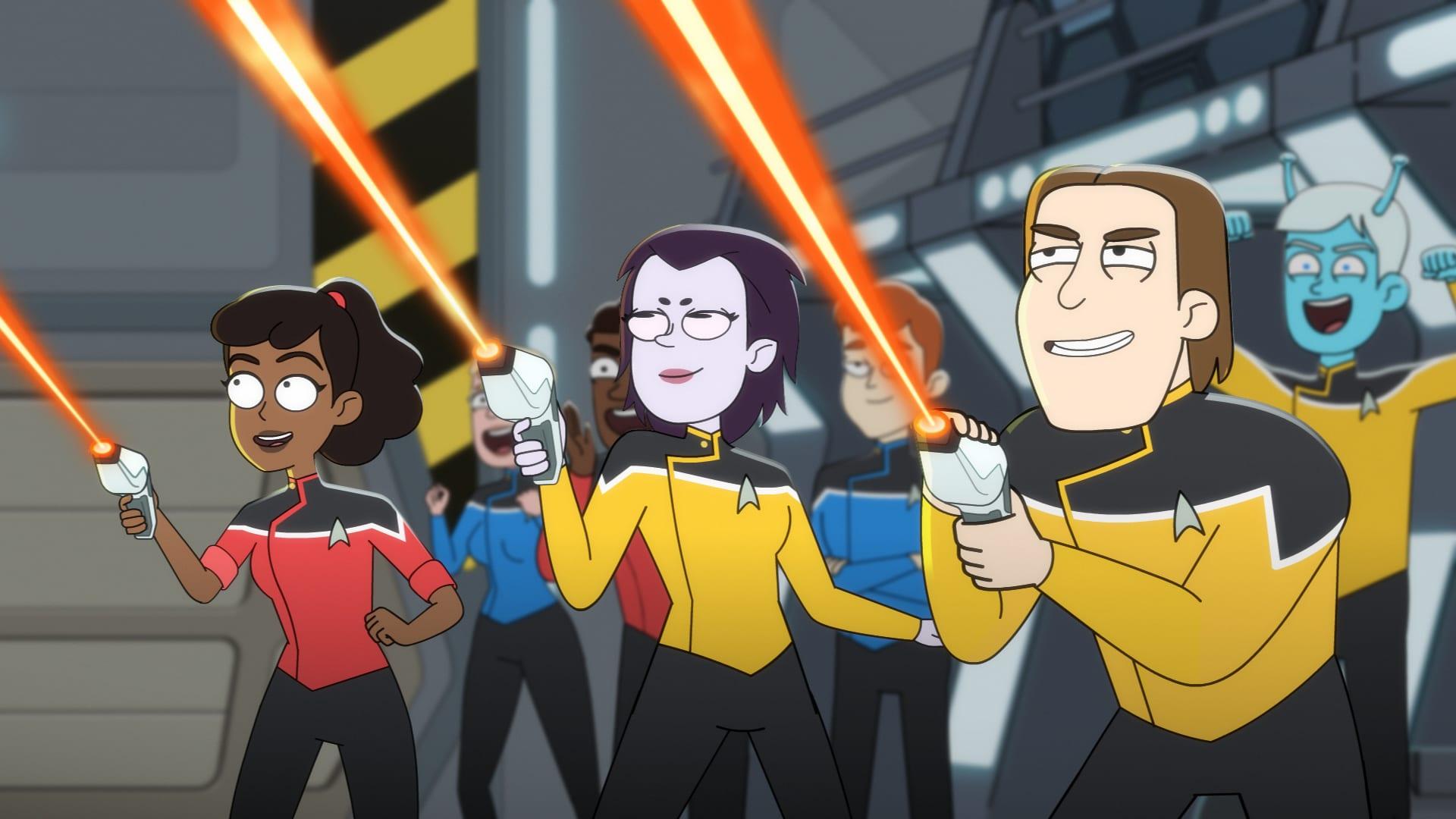 Fecha de lanzamiento del episodio 9 de Lower Decks, ver en línea, vista previa 1