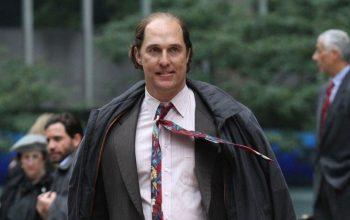 Matthew McConaughey calvo en el primer tráiler de 'Gold' 24