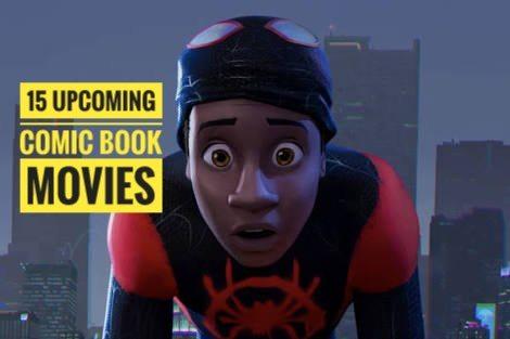 Próxima lista de nuevas películas de cómics (2018, 2019) 1