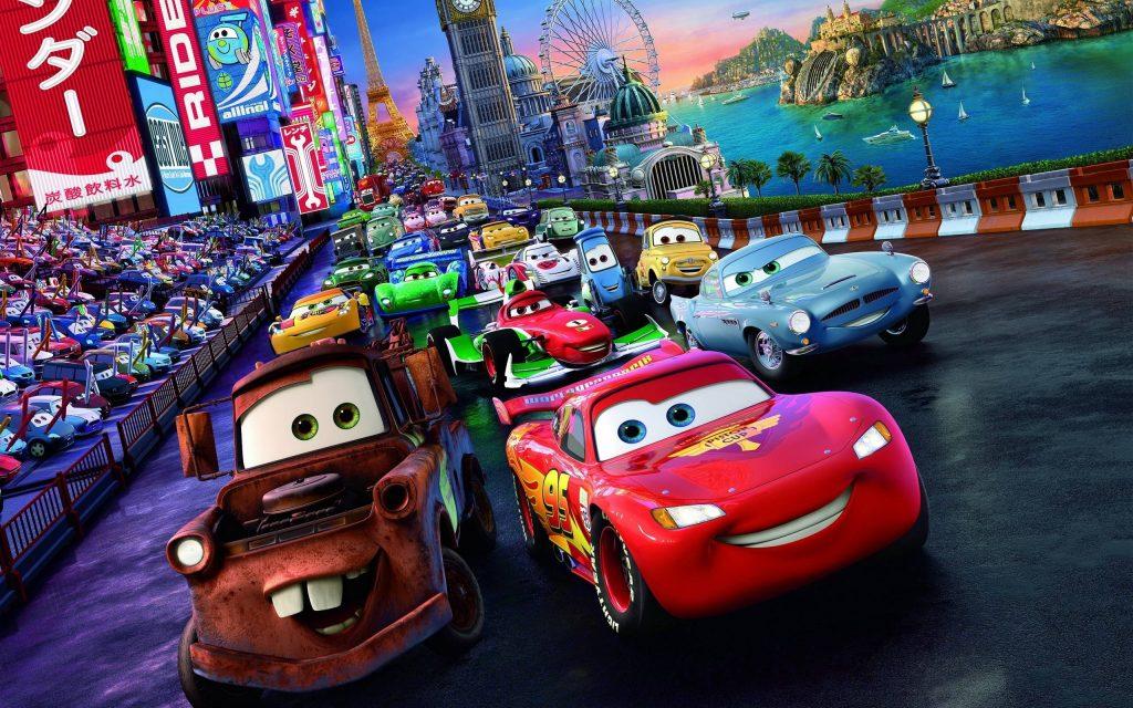 Todas las películas de Pixar en la lista de Disney Plus (noviembre de 2019) 2