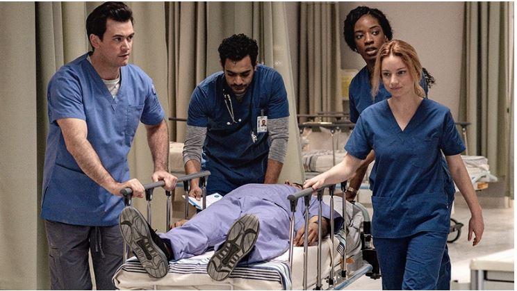 Transplant NBC Fecha / Hora de lanzamiento   Transplante Molde, Parcela 1