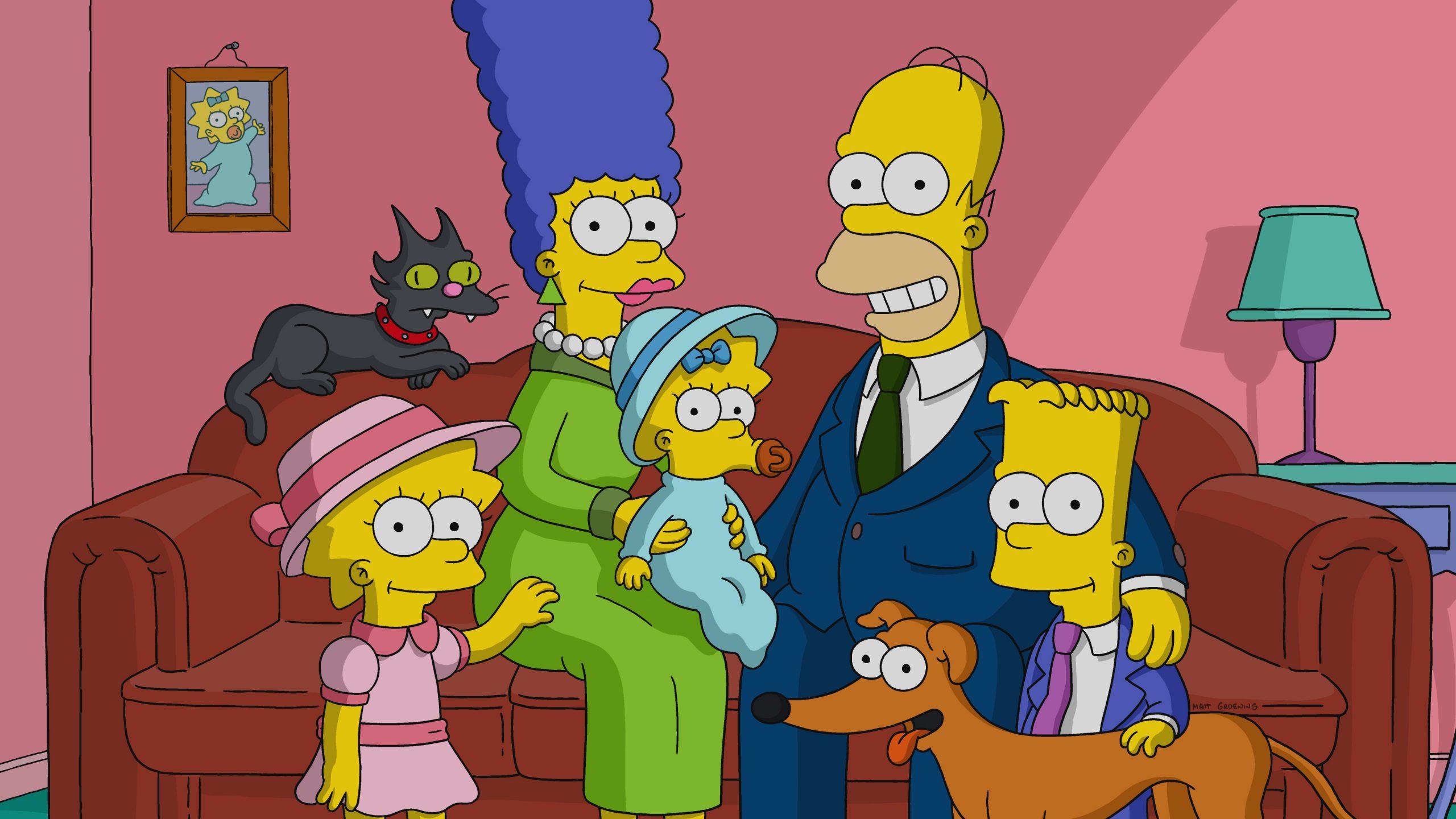 ¿Los Simpson están en Netflix, Disney Plus, Hulu? ¿Dónde ver Los Simpson? 1