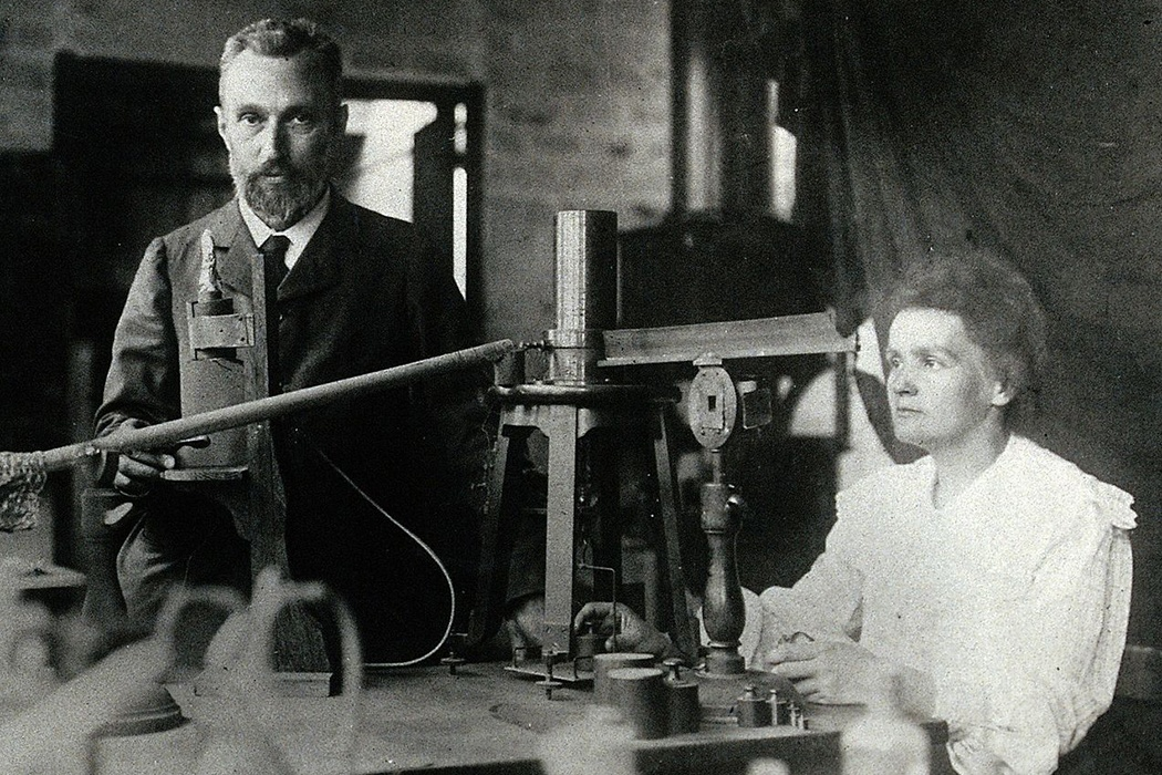 ¿Es radioactivo una historia real? ¿Está la película basada en la vida real de Marie Curie? 4