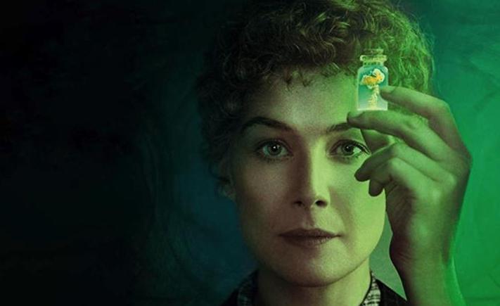 ¿Es radioactivo una historia real? ¿Está la película basada en la vida real de Marie Curie? 1