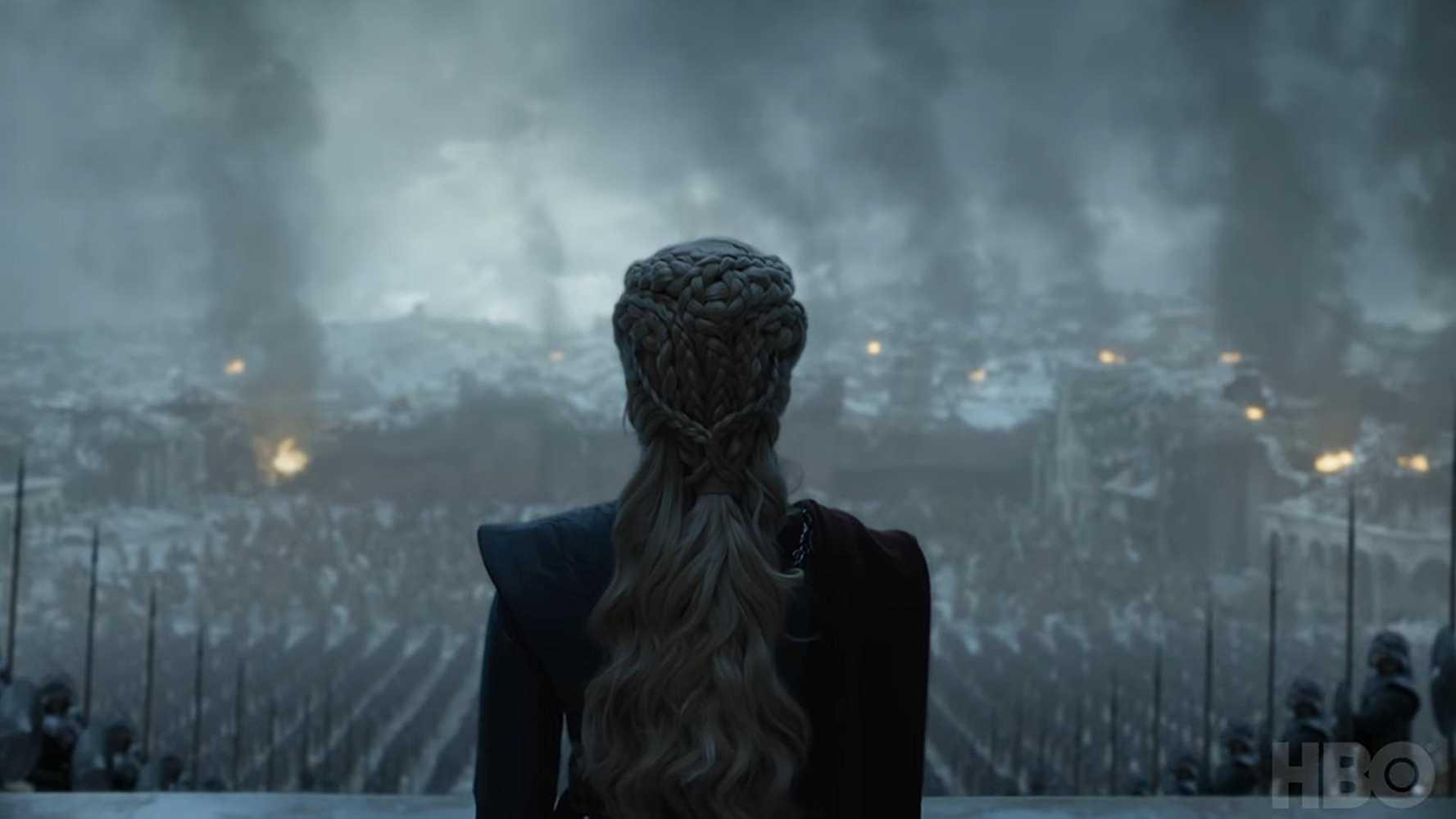Revisión final de Game of Thrones 1