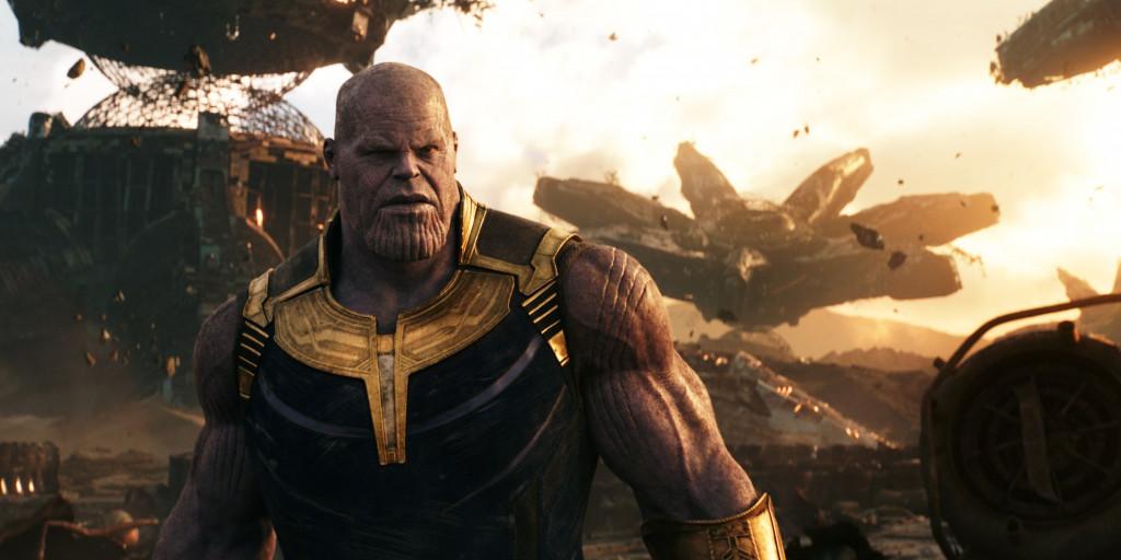 Vengadores Infinity War vs.Final del juego Taquilla 4