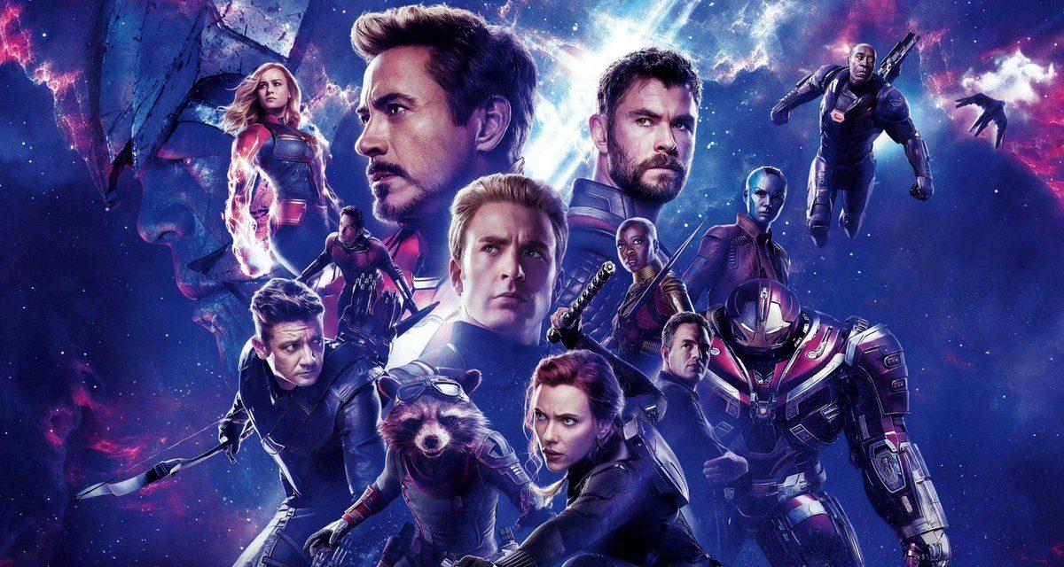 Vengadores Infinity War vs.Final del juego Taquilla 9