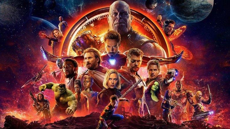 Vengadores Infinity War vs.Final del juego Taquilla 13