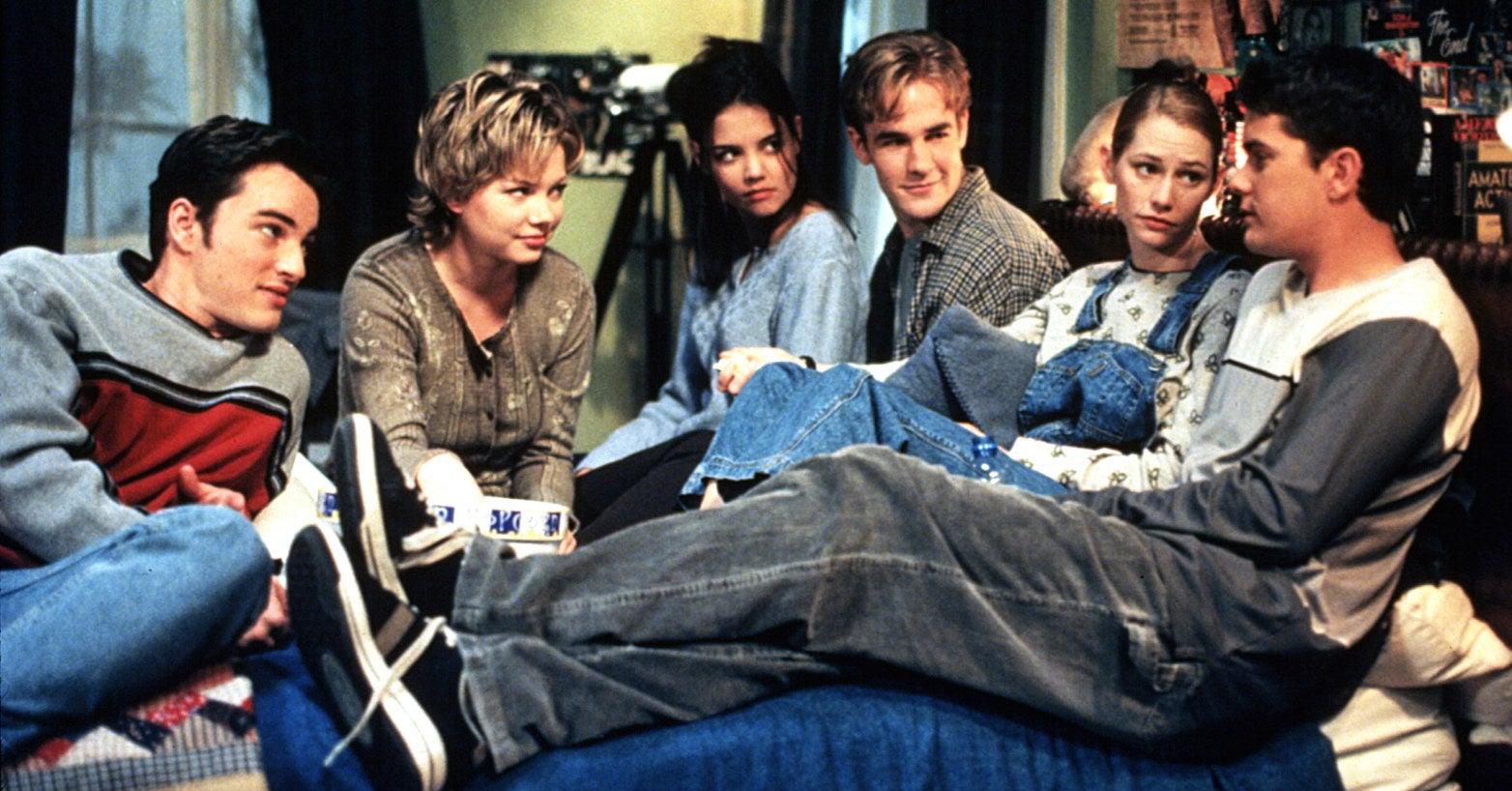 ¿Es Dawson's Creek una historia real? ¿El programa de televisión está basado en la vida real? 1