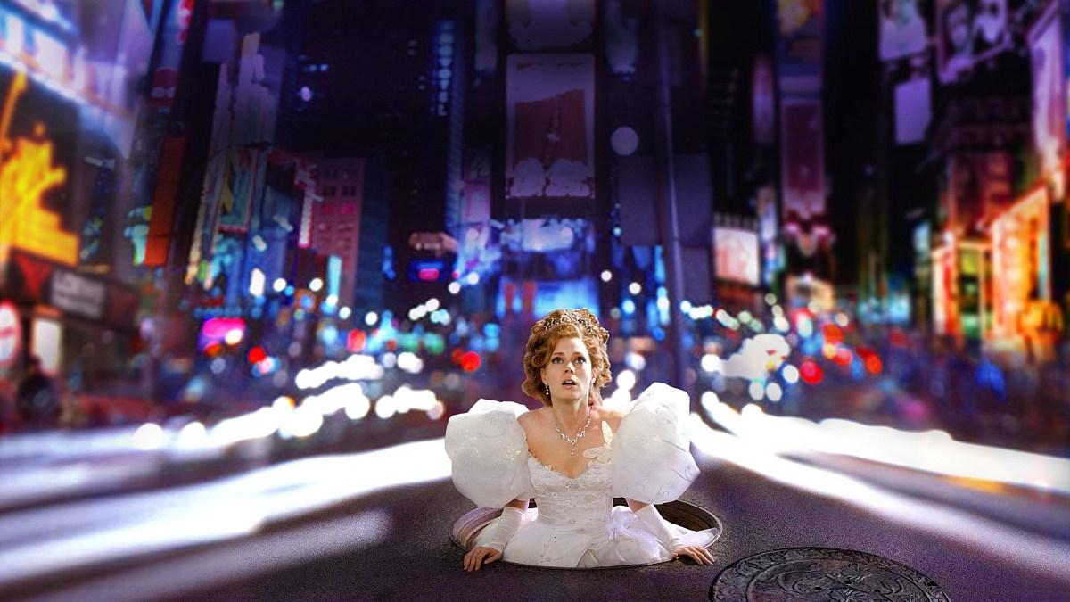 Resultado de imagen de Enchanted (2007)