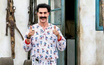Final de Borat 2, explicado   ¿Qué le pasa a la hija de Borat? 16