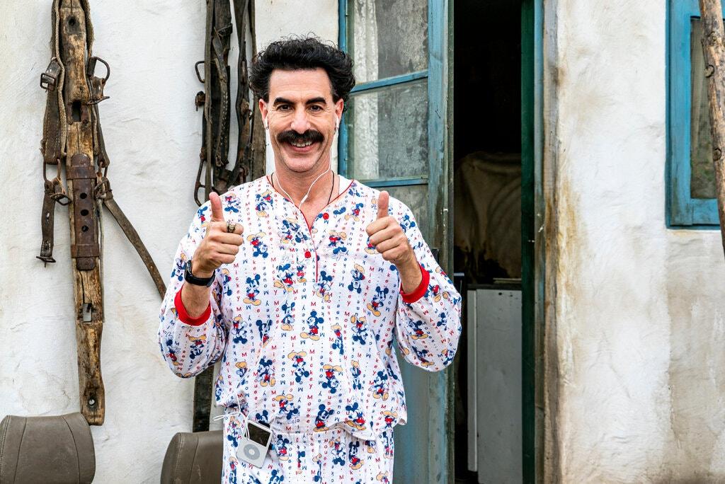 Final de Borat 2, explicado | ¿Qué le pasa a la hija de Borat? 1