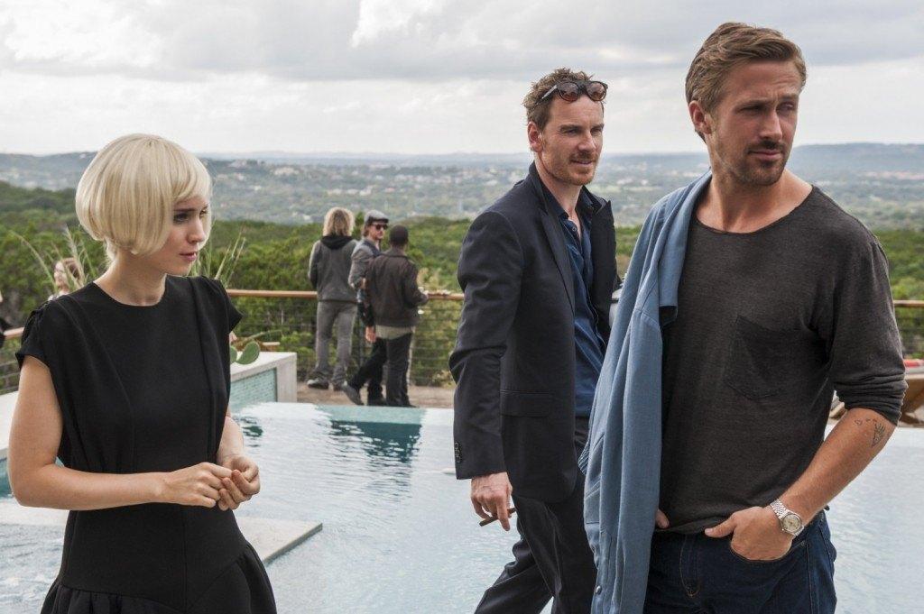 Mira a Ryan Gosling y Michael Fassbender en el primer tráiler de 'Song to Song' 2