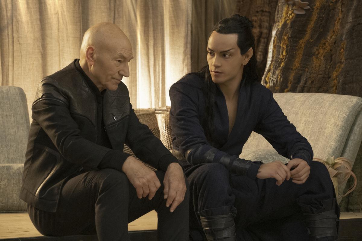 Star Trek Picard temporada 2 fecha de lanzamiento, elenco, nueva temporada / cancelada 1